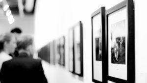 Galerie de photos n/b