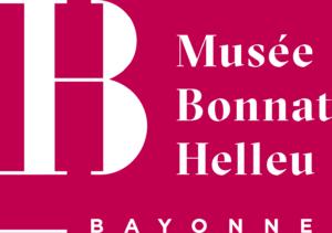 Logo du Musée Bonnat-Helleu, musée des beaux-arts de Bayonne